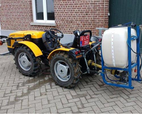 Tractoren, Pasquali, ZHE, Heijningen