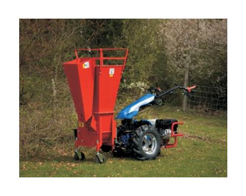 Frezen, 2-wiel tractor, Pasquali, ZHE, Heijningen
